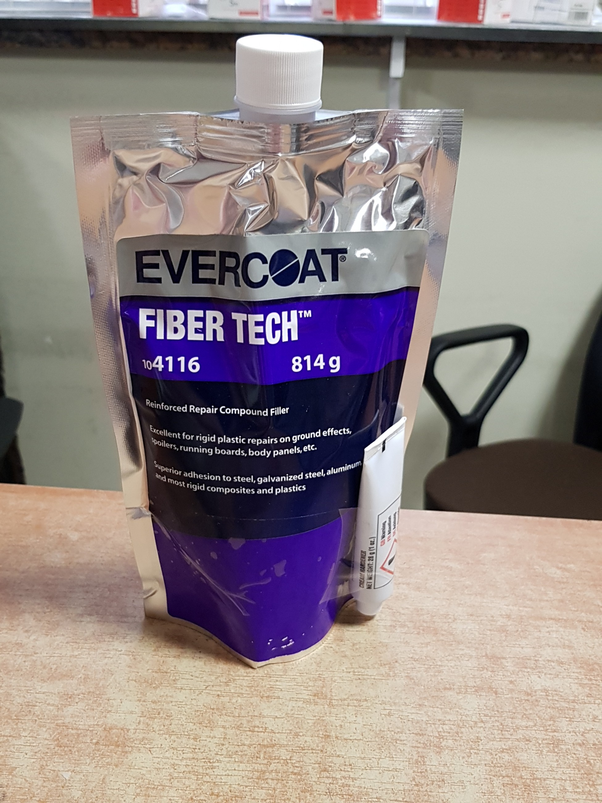 Evercoat Fiber Tech